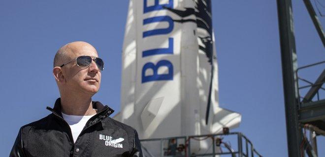 Безос после полета в космос пожертвовал по $100 миллионов журналисту и шеф-повару - Фото
