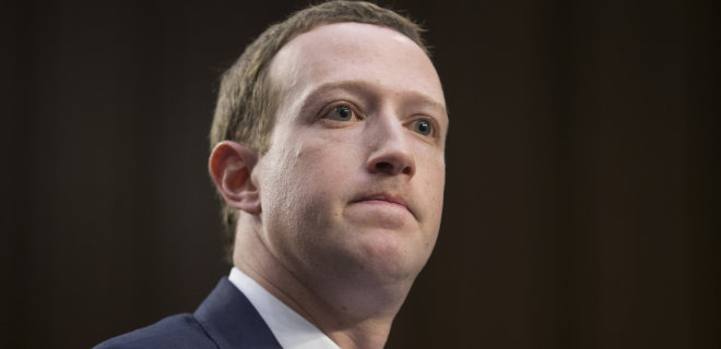 Глава Facebook потерял почти $7 млрд за несколько часов – Bloomberg - Фото