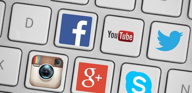 Google, YouTube, Facebook. Топ-25 сайтов украинского интернета
