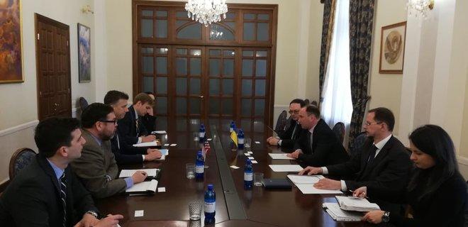 США инвестируют $38 млн в кибербезопасность украинской инфраструктуры