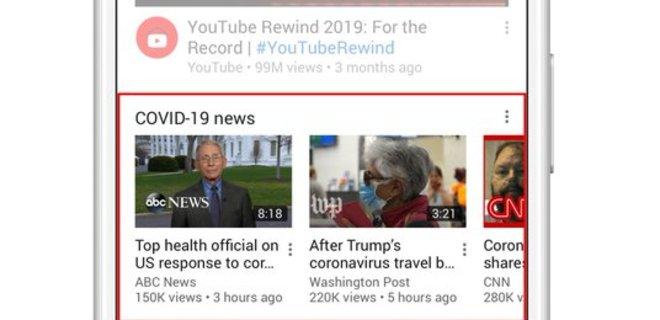 YouTube запускает посвященный коронавирусу COVID-19 раздел. Зачем?