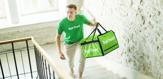 Bolt привлек $713 млн финансирования. Потратит на онлайн-сервис доставки продуктов питания - Фото