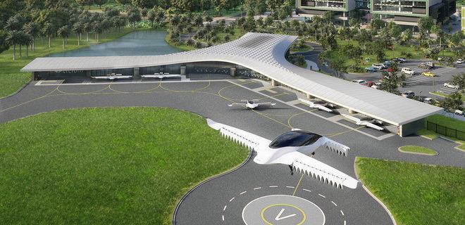Сделка на $1 млрд. Крупная авиакомпания купит 200 аэротакси у немецкого стартапа  - Фото