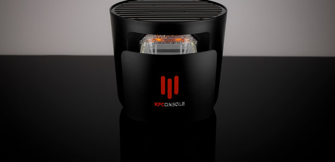 KFC представила игровую консоль со встроенным грилем: фото - Фото