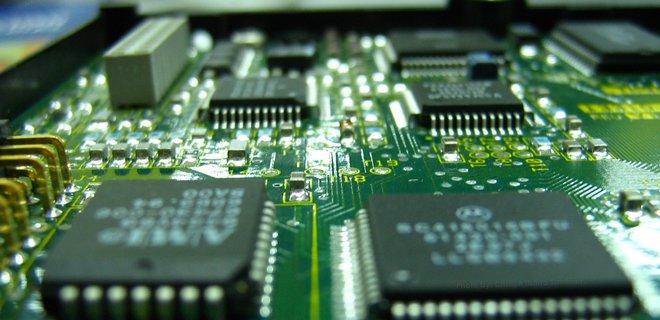 Китайские власти обрушили акции производителей процессоров - Фото