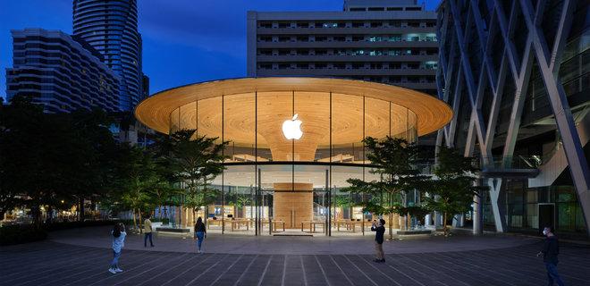 Apple запустил службу поддержки в Украине - Фото