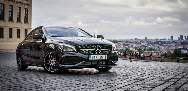 Глобальный дефицит чипов ударил по автопрому: Mercedes-Benz сокращает производство - Фото