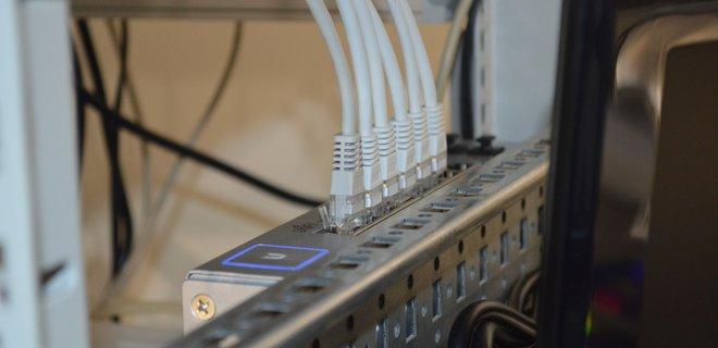 Укртелеком инвестирует 12 млн евро в расширение сети оптического интернета - Фото