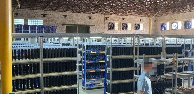 В Винницаоблэнерго заявили, что не имеют отношения к крупнейшей в стране криптоферме - Фото