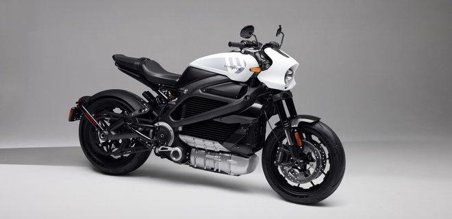 Harley-Davidson выпустил новый электромотоцикл LiveWire ONE: фото, видео - Фото