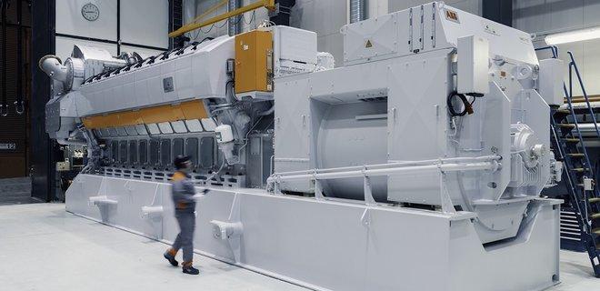 Декарбонизация. Финская компания испытывает газопоршневые двигатели на водороде: фото - Фото