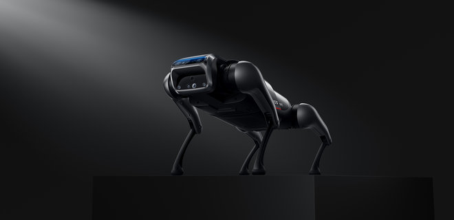 Xiaomi представила своего первого робопса CyberDog. Он умеет делать сальто: фото - Фото