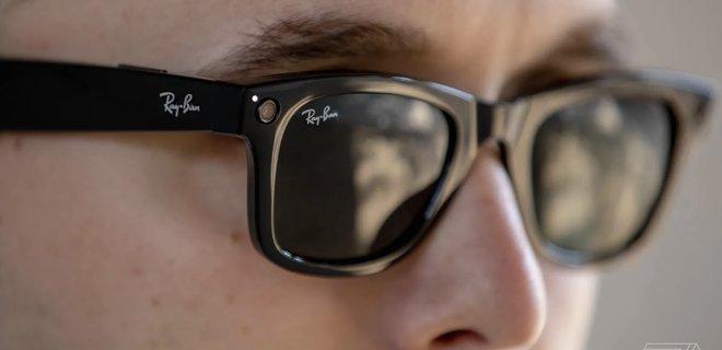 Facebook и Ray-Ban представили умные очки Stories: вот сколько они стоят и что умеют - Фото