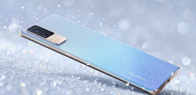 Xiaomi представила очень тонкий и легкий смартфон CIVI - Фото