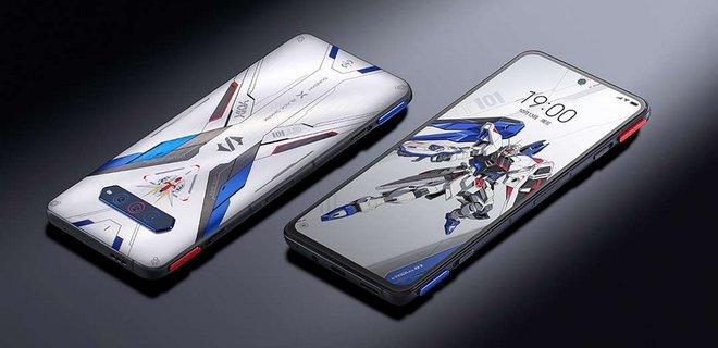 Xiaomi представила мощные игровые смартфоны Black Shark 4S и 4S Pro - Фото